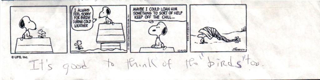 Snoopy Shaw